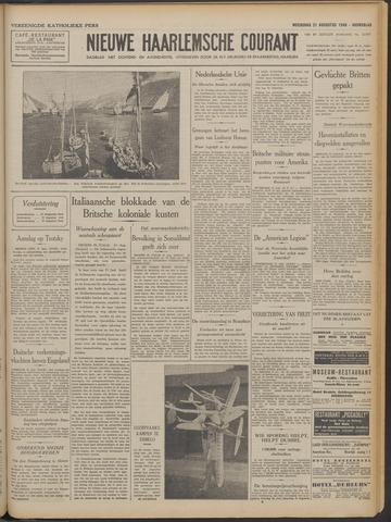 Nieuwe Haarlemsche Courant 1940-08-21