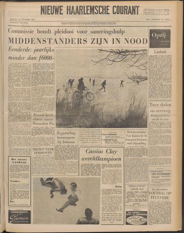 Nieuwe Haarlemsche Courant 1965-11-23