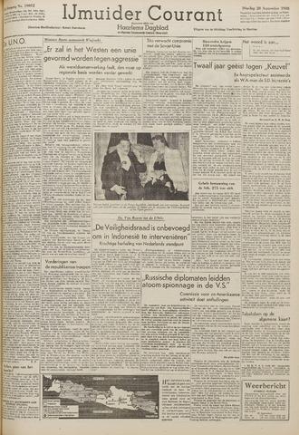 IJmuider Courant 1948-09-28