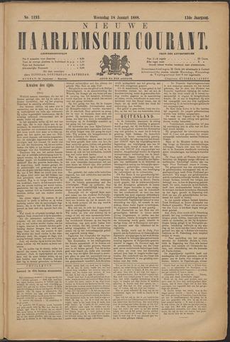 Nieuwe Haarlemsche Courant 1888-01-18