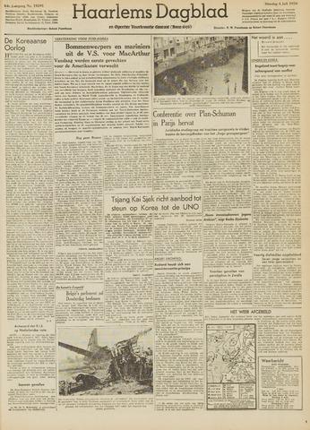 Haarlem's Dagblad 1950-07-04