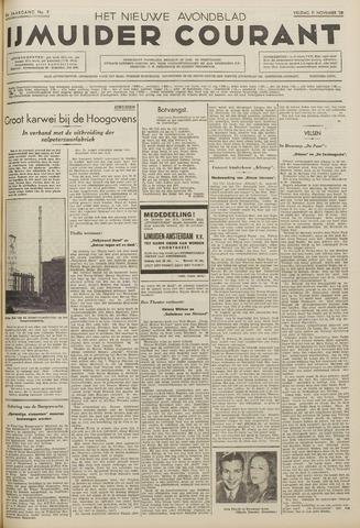 IJmuider Courant 1938-11-11