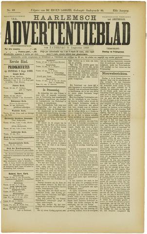 Haarlemsch Advertentieblad 1889-08-31
