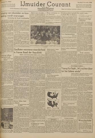 IJmuider Courant 1948-11-08