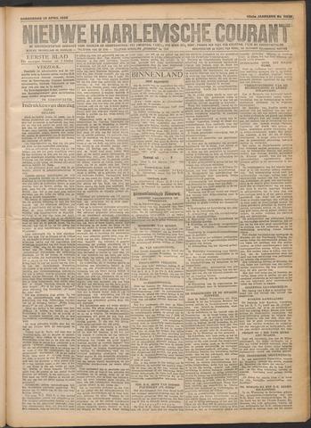 Nieuwe Haarlemsche Courant 1920-04-29