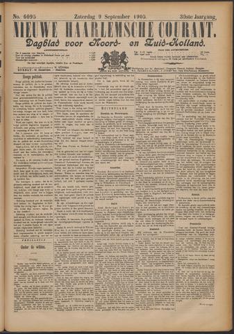 Nieuwe Haarlemsche Courant 1905-09-09