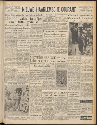 Nieuwe Haarlemsche Courant 1954-06-15
