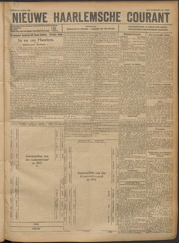 Nieuwe Haarlemsche Courant 1921-07-13