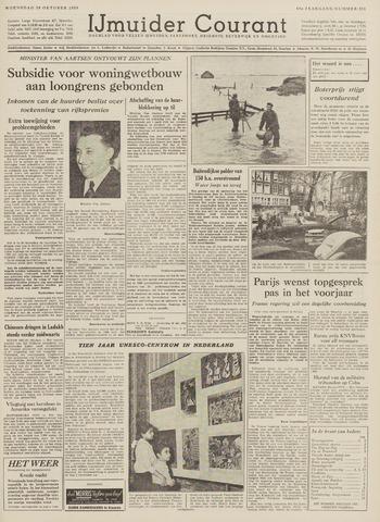 IJmuider Courant 1959-10-28