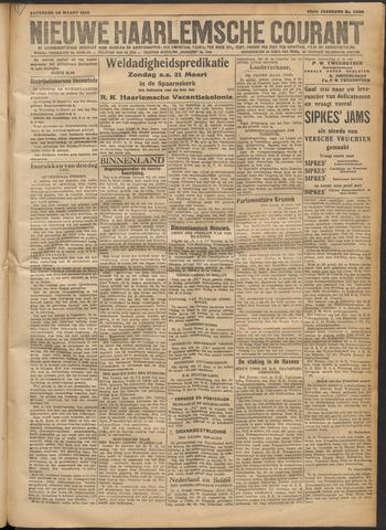 Nieuwe Haarlemsche Courant 1920-03-20