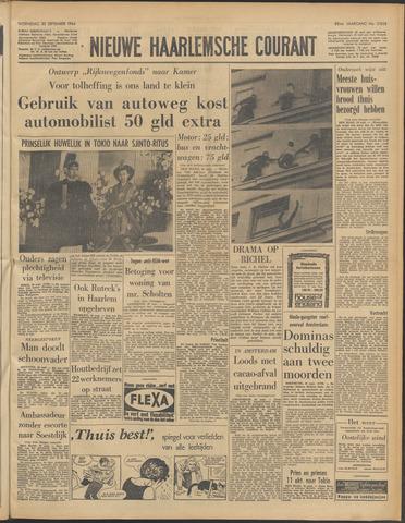 Nieuwe Haarlemsche Courant 1964-09-30