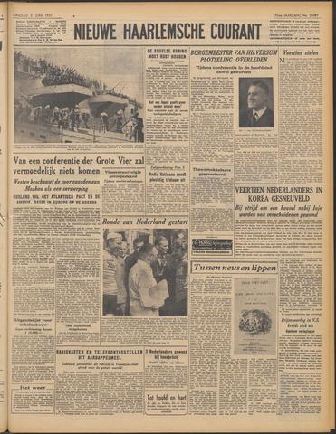 Nieuwe Haarlemsche Courant 1951-06-05