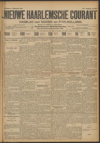 Nieuwe Haarlemsche Courant 1909-02-08
