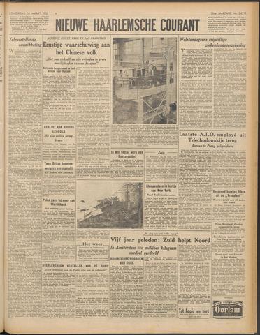 Nieuwe Haarlemsche Courant 1950-03-16