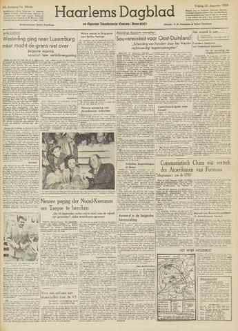 Haarlem's Dagblad 1950-08-25