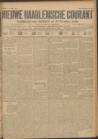 Nieuwe Haarlemsche Courant 1909-12-18