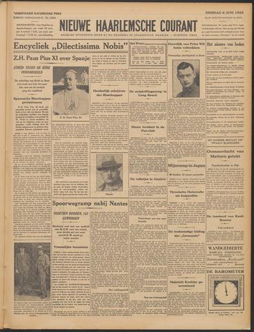 Nieuwe Haarlemsche Courant 1933-06-06