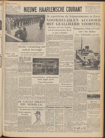 Nieuwe Haarlemsche Courant 1953-05-07
