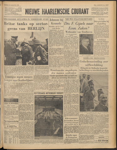 Nieuwe Haarlemsche Courant 1961-08-22