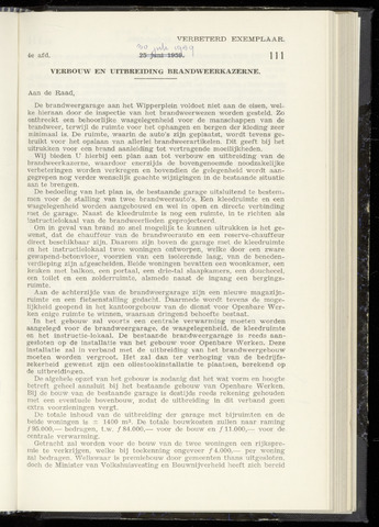 Raadsnotulen Heemstede 1959-07-30