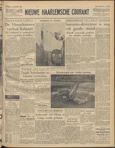 Nieuwe Haarlemsche Courant 1960-11-19