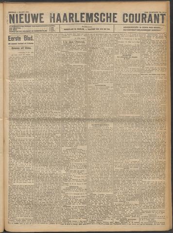 Nieuwe Haarlemsche Courant 1921-03-01