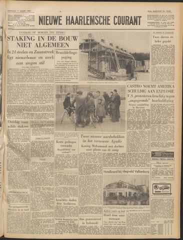 Nieuwe Haarlemsche Courant 1960-03-07