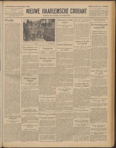 Nieuwe Haarlemsche Courant 1941-04-29