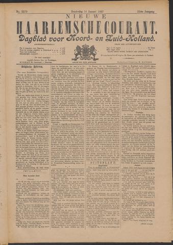 Nieuwe Haarlemsche Courant 1897-01-14