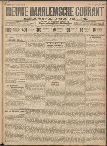 Nieuwe Haarlemsche Courant 1912-11-15