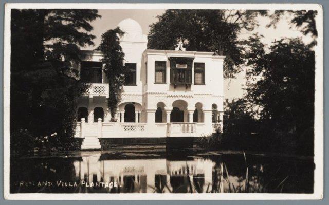 Villa Plantage Loenen aan de Vecht<br>stempel 1.4.1940