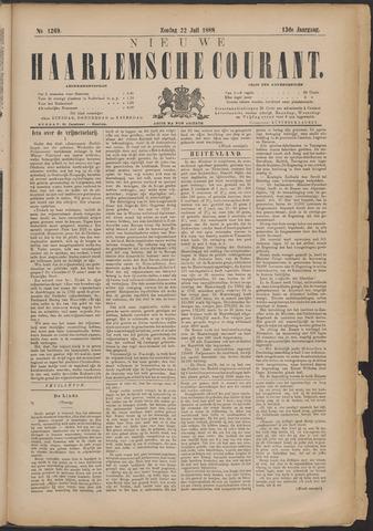 Nieuwe Haarlemsche Courant 1888-07-22