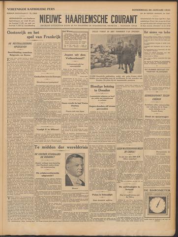 Nieuwe Haarlemsche Courant 1933-01-26