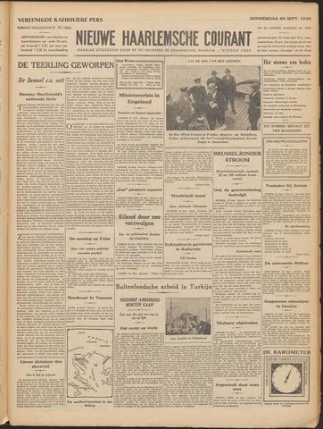 Nieuwe Haarlemsche Courant 1932-09-29