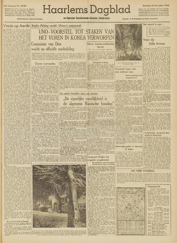 Haarlem's Dagblad 1950-12-23