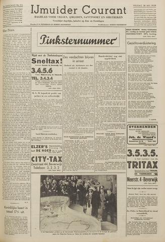 IJmuider Courant 1939-05-26