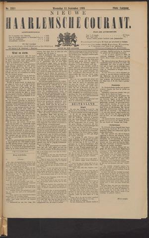 Nieuwe Haarlemsche Courant 1895-09-11