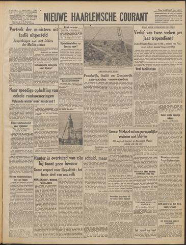 Nieuwe Haarlemsche Courant 1948-01-02