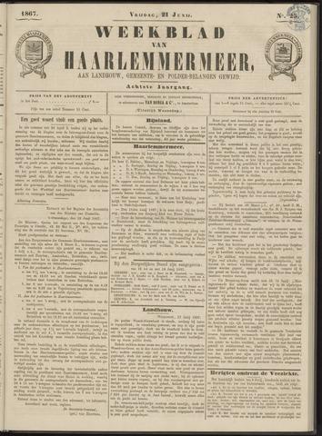 Weekblad van Haarlemmermeer 1867-06-21