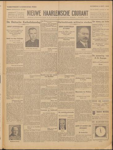 Nieuwe Haarlemsche Courant 1932-09-03