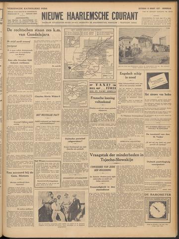 Nieuwe Haarlemsche Courant 1937-03-13