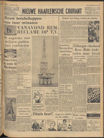 Nieuwe Haarlemsche Courant 1964-09-01