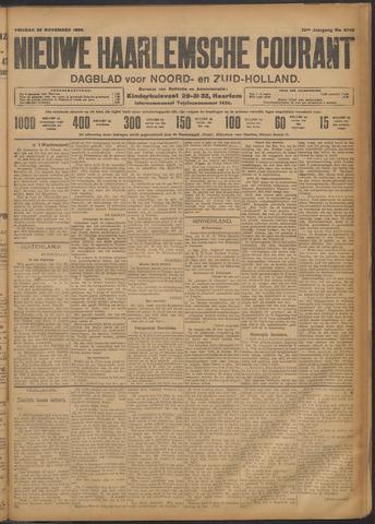 Nieuwe Haarlemsche Courant 1908-11-20