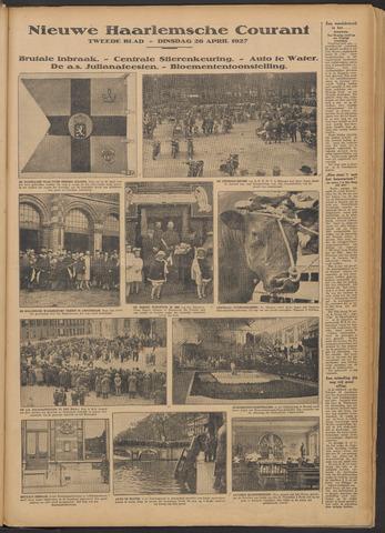 Nieuwe Haarlemsche Courant 1927-04-26