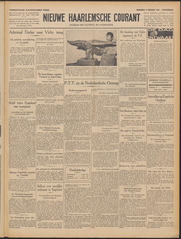 Nieuwe Haarlemsche Courant 1941-02-05
