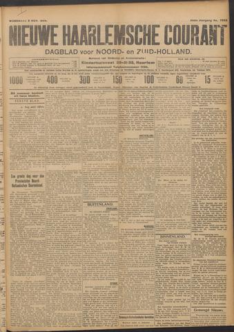Nieuwe Haarlemsche Courant 1909-11-03