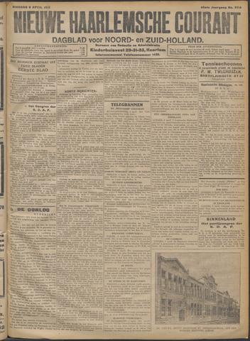 Nieuwe Haarlemsche Courant 1915-04-06