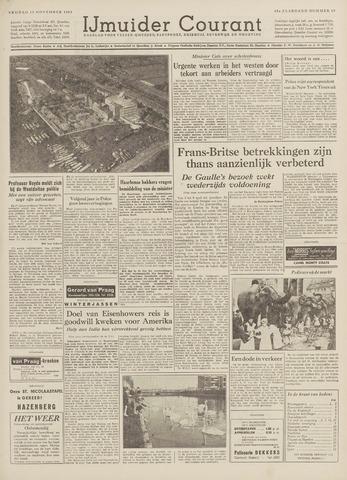 IJmuider Courant 1959-11-13