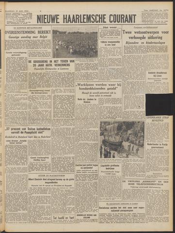 Nieuwe Haarlemsche Courant 1950-06-19