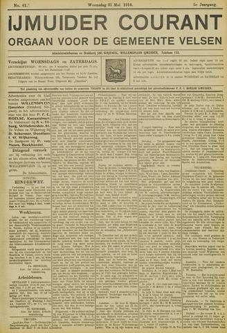 IJmuider Courant 1916-05-31